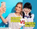 Pilih Kamera Compact atau Smartphone