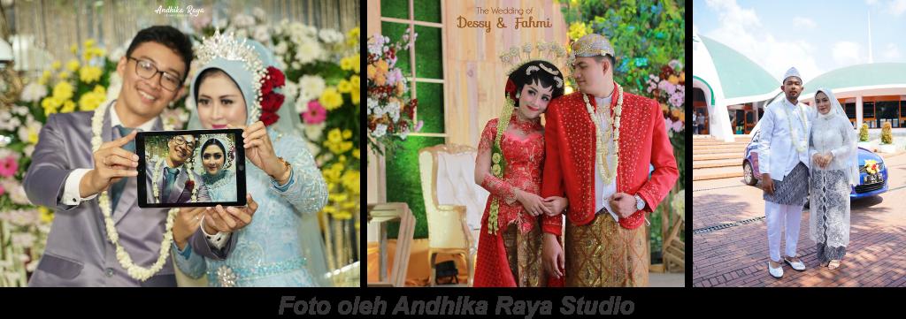 Foto dan video wedding jember