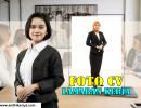 Foto CV Lamaran Kerja