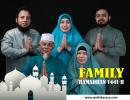 Foto Keluarga Ramadhan