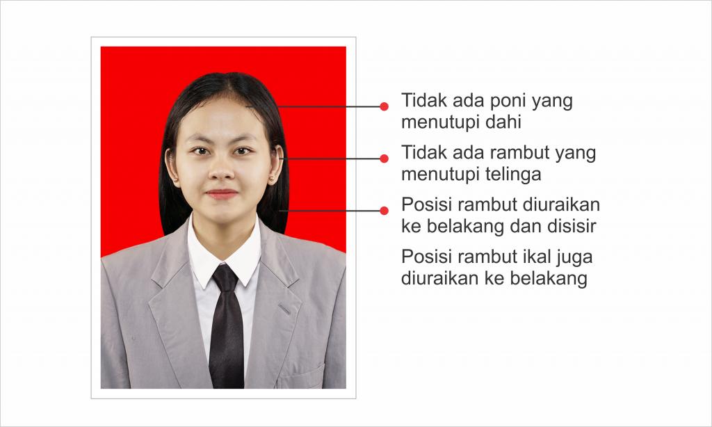 Tips foto ijazah