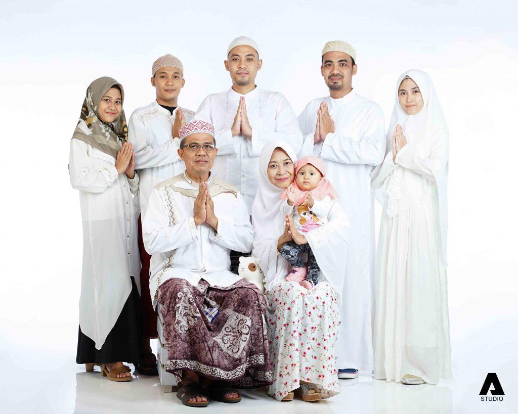 Foto keluarga jember